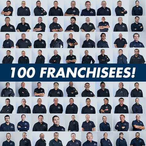 Jim's Building Inspections hits 100 Franchisees!