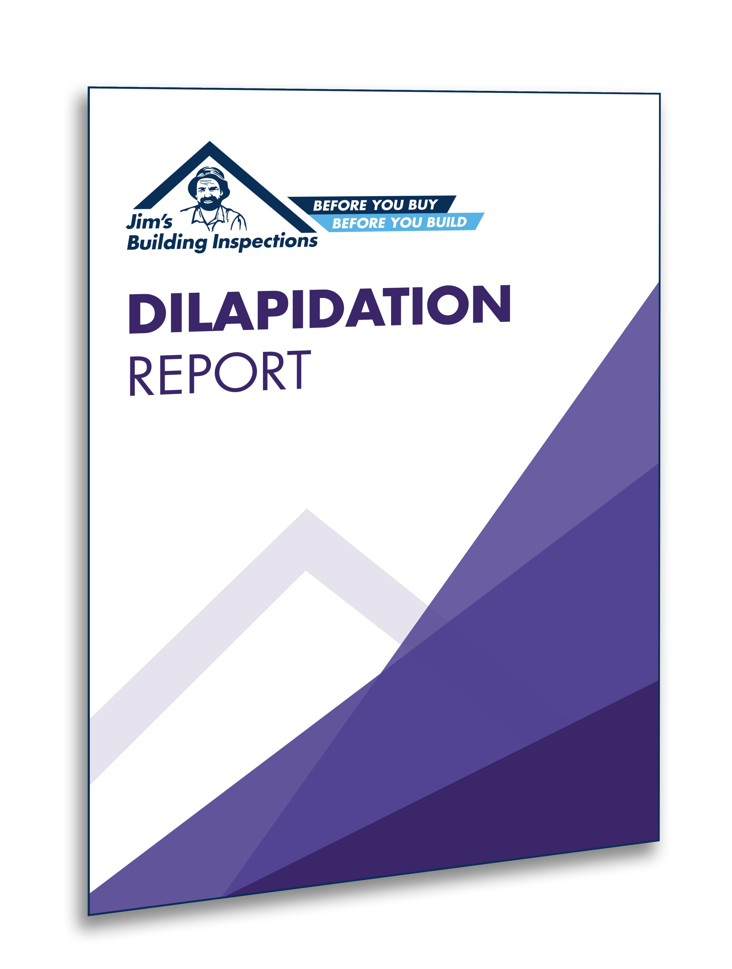 Dilapidation Report  Jim