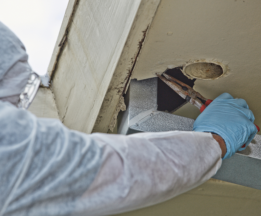 Proposed New Tax To Help Home Owners Remove Asbestos
