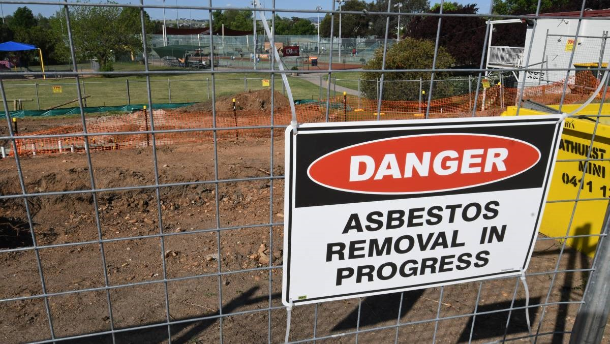 Asbestos In The News