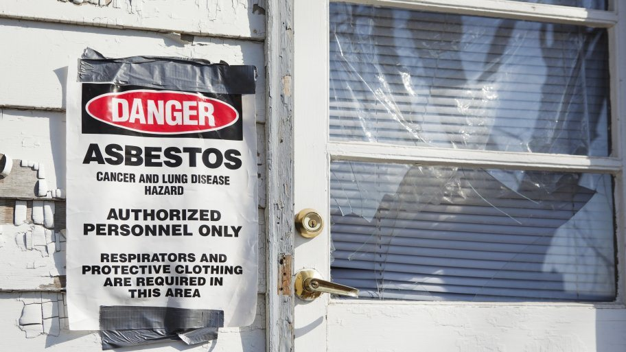 Do you think that property you are looking to buy has asbestos?
